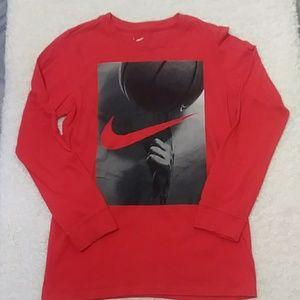 Nike Long Sleeve Basketball Tee